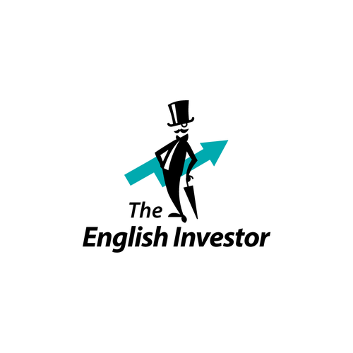 UK logo with the title 'logo for a personal finances website based in the UK'
