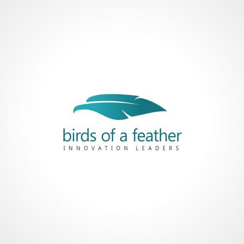 Bird design with the title 'Innovative Logo for Innovation Leader Conference/Workshop'