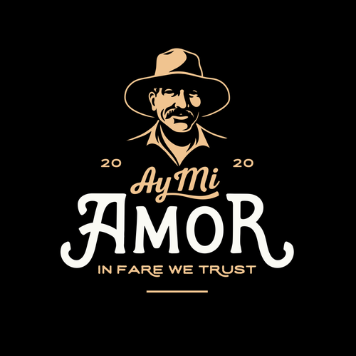 Farm brand with the title 'Ay Mi Amor'