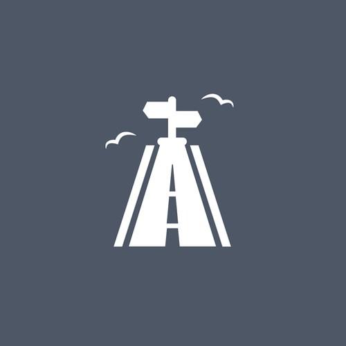 Avenue logo with the title 'unique logo'