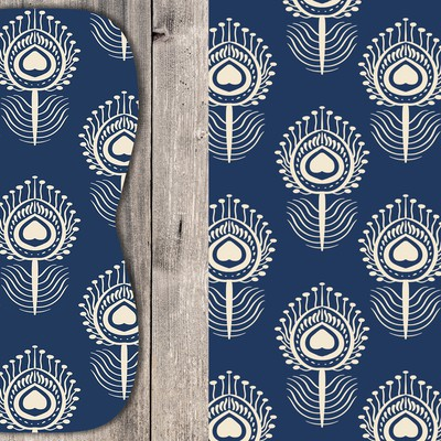 Baby Burp Cloth Design
