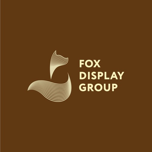 Fox artwork with the title 'Fox Display Group'