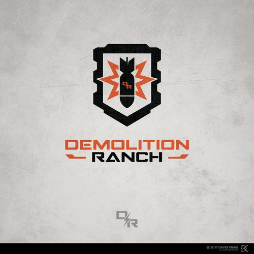 Dynamite logo with the title 'Demolition Ranch'
