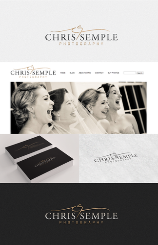 Signature logo with the title 'Chris Semple Photography'
