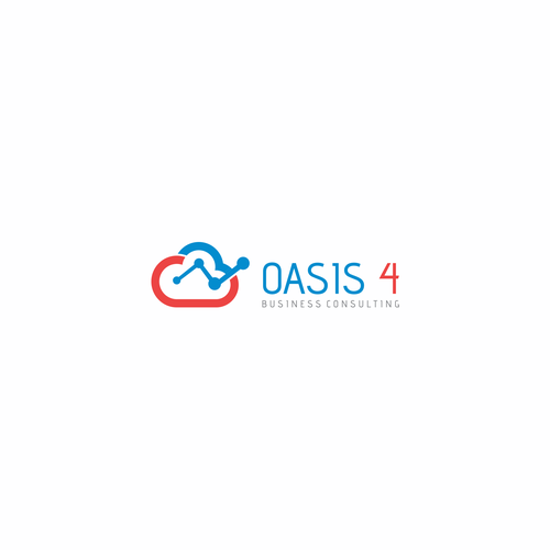 Oasis logo with the title 'oasis4'