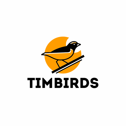 Premium logo with the title 'Bird Logo'
