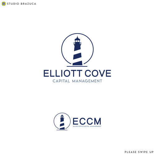"Advocate logo with the title 'Concept for ""Elliott Cove""""'"