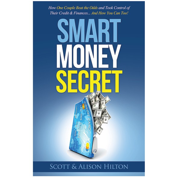 Management book cover with the title 'SMART MONEY SECRET'