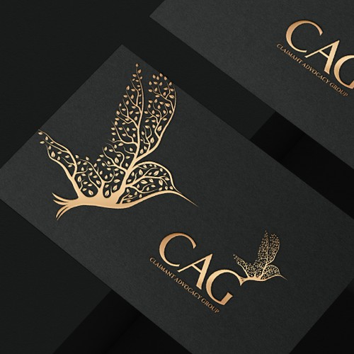 Growth brand with the title 'CAG Logo'