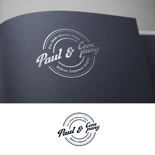 Ampersand logo with the title 'Paul & Co'