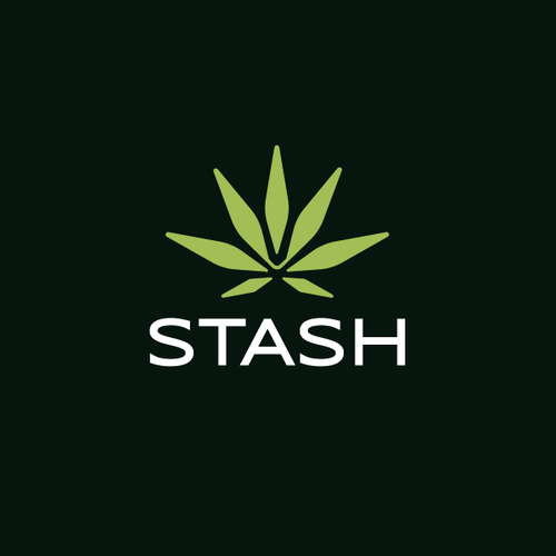 Hemp logo with the title 'STASH'
