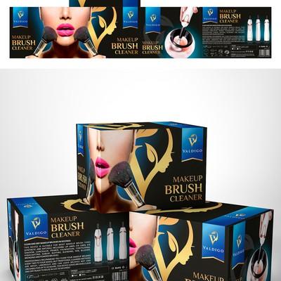 Luxury package design for Valdigo
