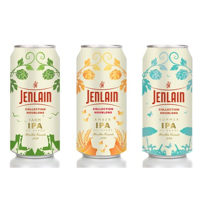 Jenlain Beer Can Contest Winner