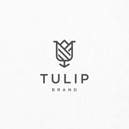 Retail brand with the title 'Tulip Brand'