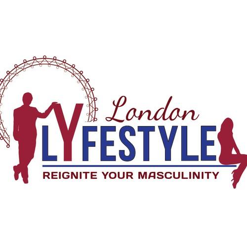 Advisory logo with the title 'Men dating advisory logo'