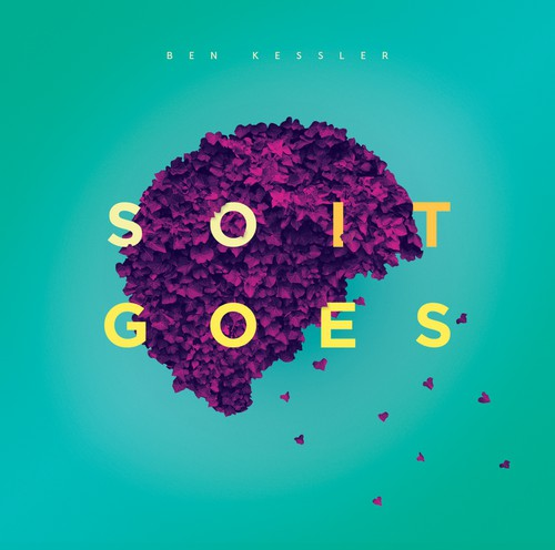 Album design with the title 'So it Goes'
