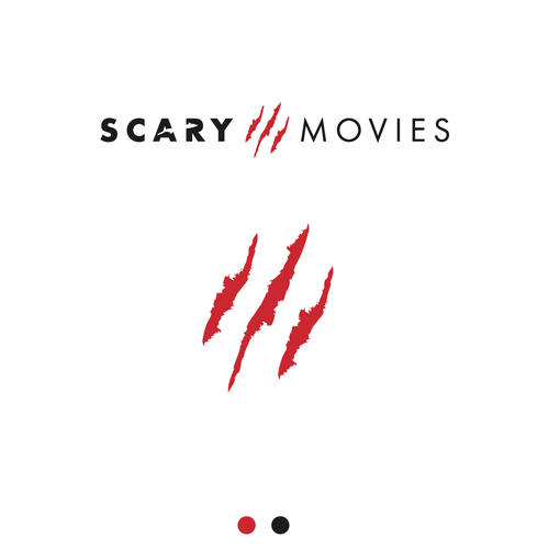 Filmmaker logo with the title 'Scary Movies'