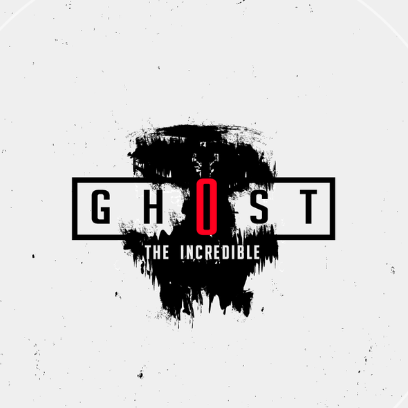 Reality design with the title 'Ghost in the night'