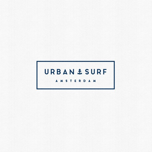 Bike shop logo with the title 'surf '