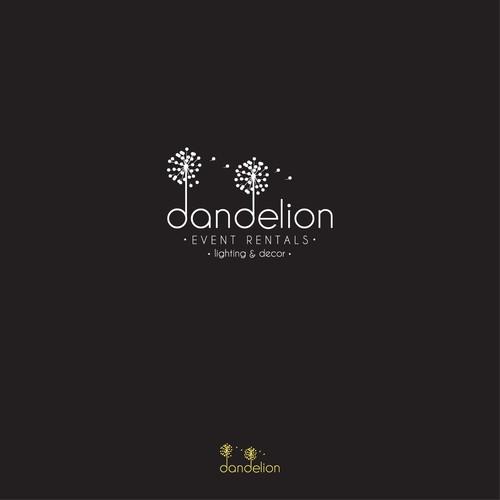Dandelion logo with the title 'Dandelion'