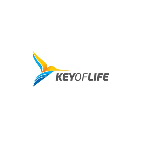 Investment brand with the title 'Key of Life'