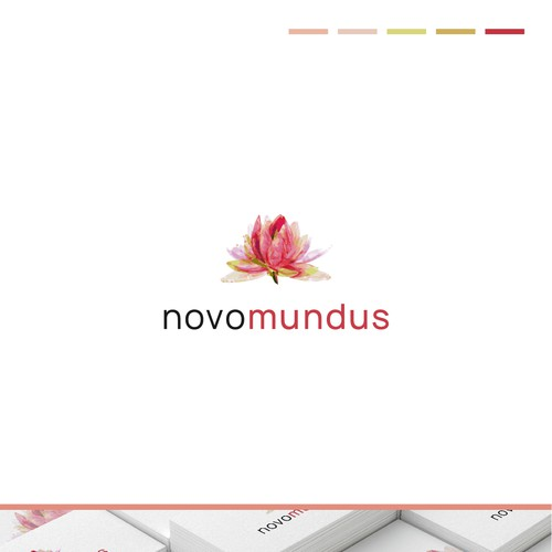 Seminar logo with the title 'novo mundus'