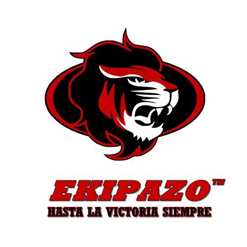 Futbol logo with the title 'Logo Ekipazo Futbol'