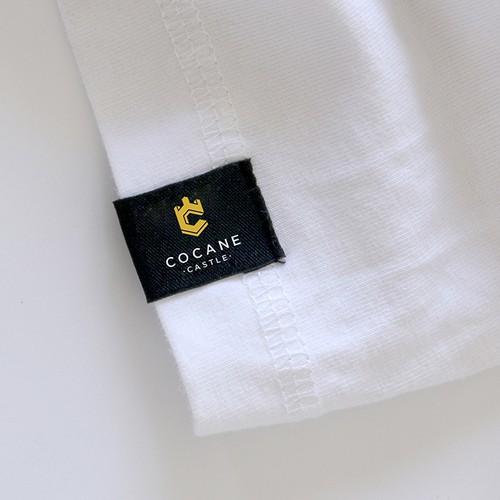 Castle logo with the title 'Cocane Castle'