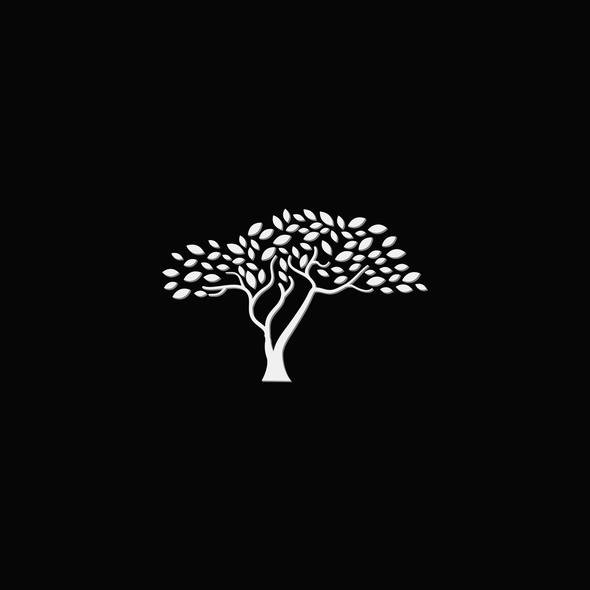 Savannah logo with the title 'Logo for savannah tree'