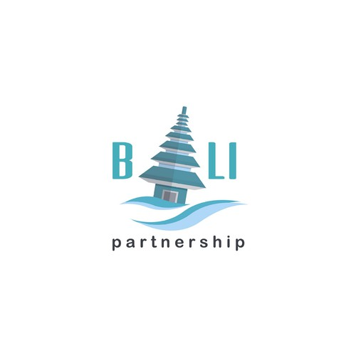 Fantastic logo with the title 'Logo for Bali Partnership'