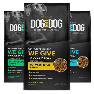 Dog Food Packaging Design