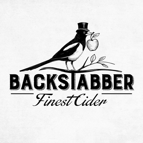 Branch logo with the title 'Backstabber'