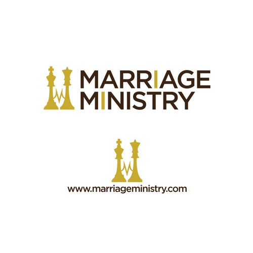 Marriage logo with the title 'couples'