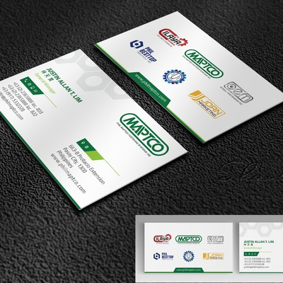Techy Business Card