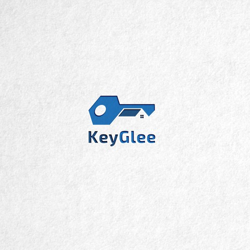 Hidden meaning logo with the title 'A key house'