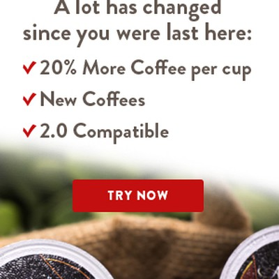 Coffee Banner Ad
