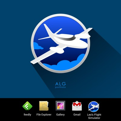 Icon for Flight Simulator
