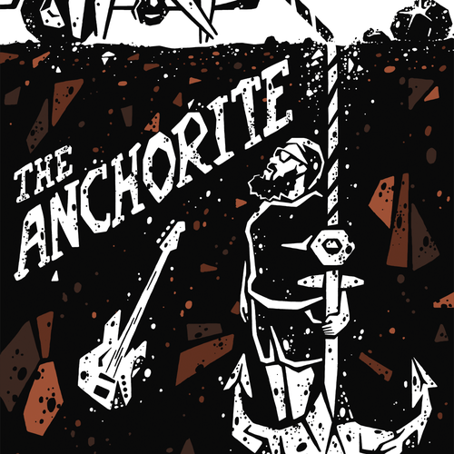 """Indie design with the title 'Poster for indie movie """"The Anchorite""""'"""