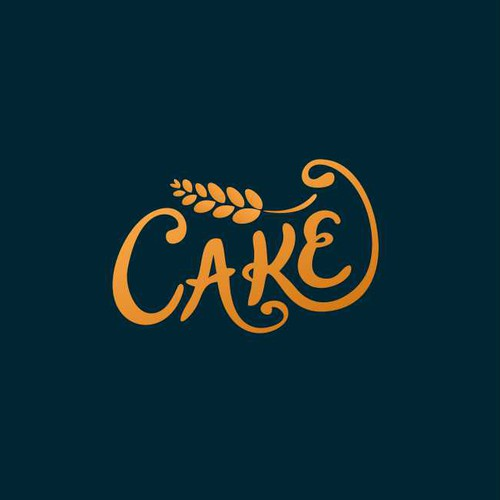 Sweet brand with the title 'Call Me CAKE, Online Bakery'