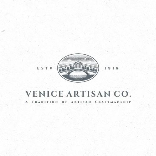 Bridge logo with the title 'Venice Artisan Company'