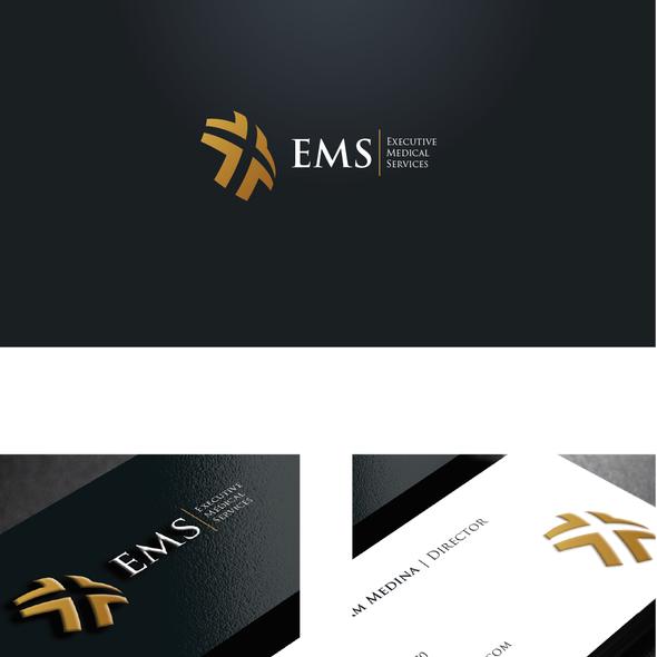 Executive design with the title 'Executive Medical Services'