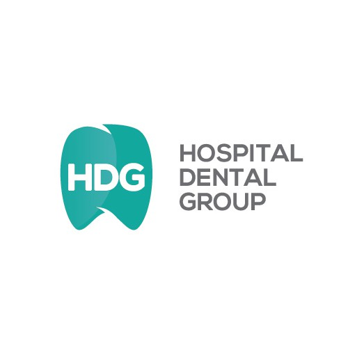 Dental logo with the title 'Design for Dental Group'