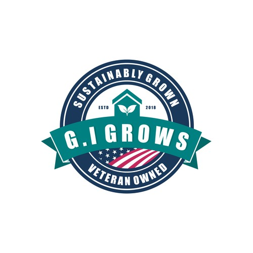 Greenhouse logo with the title 'G I GROWS'