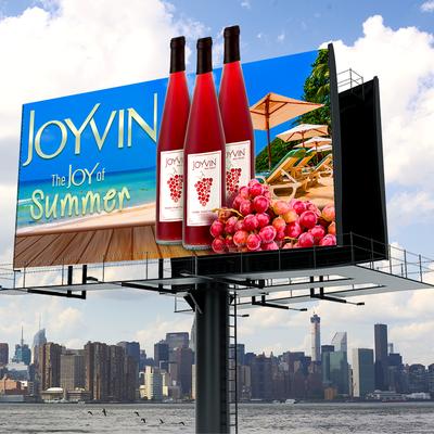 Bold Billboard Of Joyvin Wine