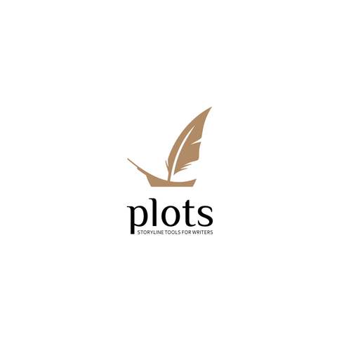Boat logo with the title 'Plots'