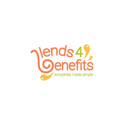 Blend logo with the title 'blends4benefits'