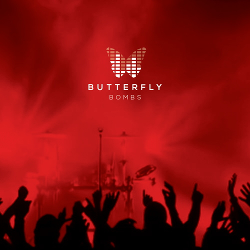 Sound design with the title 'Butterfly Bombs'