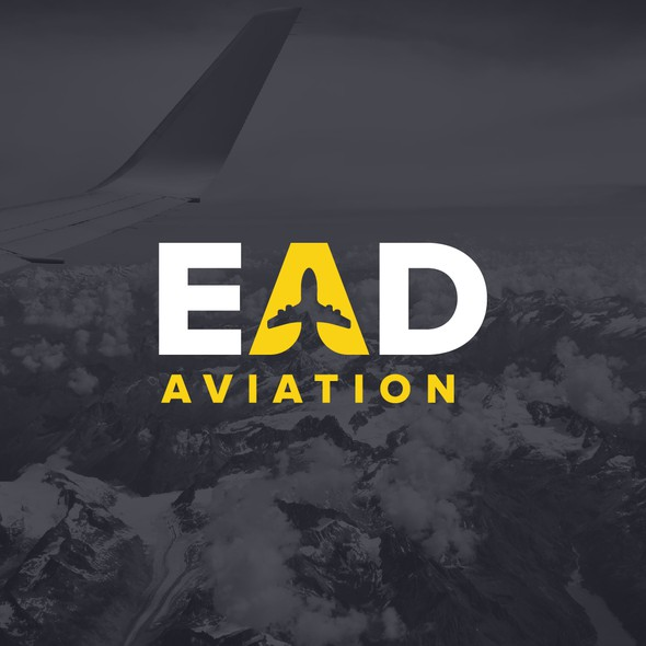 Jet design with the title 'EAD Aviation'