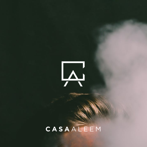 Video design with the title 'Casa Aleem'
