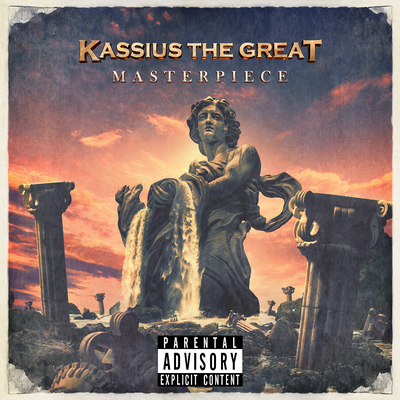 1-to-1 project - ALBUM COVER ART - Kassius The Great